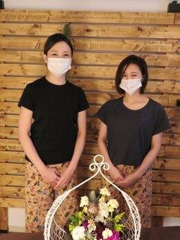 ニコ 名古屋店(nico)の写真/プライベート空間でペア予約にもピッタリ★オイルマッサージ&シロダーラで極上の癒しを満喫できます♪
