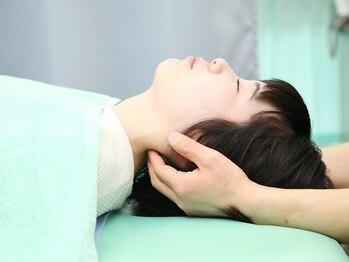 宮崎整体院の写真/つらい首や肩こり、頭痛、腰痛、女性特有のお悩みは《宮崎整体院》へ!体の歪みを整えて全身の不調を改善☆