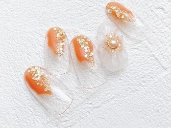 リーチェ ビューティアンドネイルサロン 大名店(Beauty&Nail Salon)/clear nail campaign