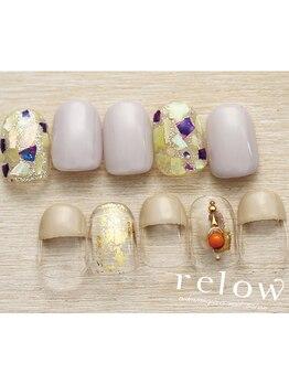 リロウ(relow)/7月のキャンペーンアート☆1,2