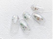 リーチェ ビューティアンドネイルサロン 大名店(Beauty&Nail Salon)/clear nai campaign