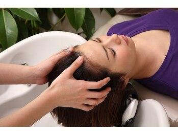 ライチ(raiti)の写真/【美髪、エイジングケア、リフトUPに効果的】ライチならエステサロンでは珍しくヘッドスパコースのみできる