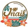 ネイルサロン ジェイネイルのお店ロゴ