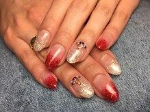 ネイルズ ラ ブリーサ(nails La Brisa)/人気No2♪ラメグラスカルプ