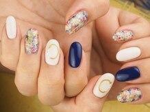 レイ ネイルアンドセレクトショップ(Lei Nail&Selectshop)/ツィードネイル