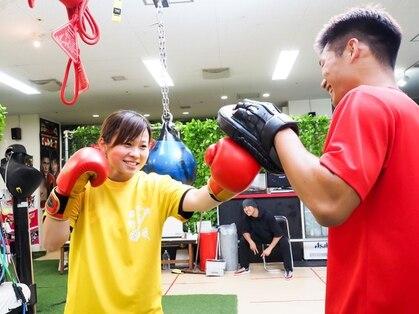 大阪 天神ジム フィットネス&ボクシング