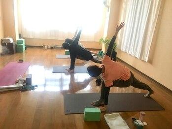 南林間駅前スタジオ メローヨガ(Mellow-Yoga)(神奈川県大和市)