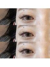 ルシエルアイラッシュ 薬院店(LuXiel eyelash)/ 3Dボリュームラッシュ 120束
