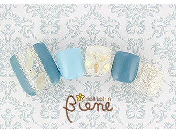 ネイルサロン ビーネ(nail salon Biene)/ オフ無料★12月リピート9980-7