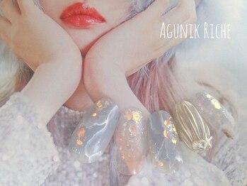 アグニークリッシェ(Agunik Riche)/【マリンネイル】