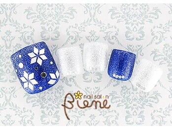 ネイルサロン ビーネ(nail salon Biene)/ オフ無料★12月リピート9980-8