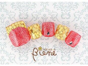 ネイルサロン ビーネ(nail salon Biene)/ オフ無料★12月リピート9980-9