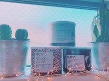 ハニーワックスサロン(Honey wax salon)の雰囲気(香りがとてもおすすめなRICA WAX☆)