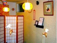 京都風の趣ある店内★