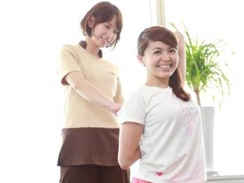 リラク 光が丘IMA店(Re Ra Ku)の写真/肩甲骨ストレッチでコリ改善!しっかり気持ちよく伸ばして活力のある身体に導きます★