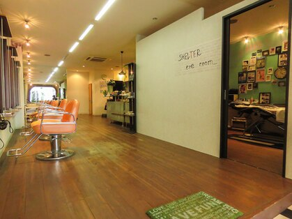 SHELTER eye room(シェルターアイルーム)(鹿児島・薩摩川内/まつげ)の写真