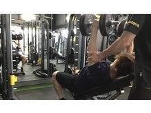 ジービューティーフィットネス(G.Beauty Fitness)の雰囲気(スタッフ常駐で安心してトレーニングしていただけます!)
