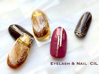 シル 本町店(CIL)/llatte nail*