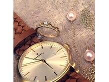 時計やジュエリーのクリーニングもキレイにメンテナンス♪