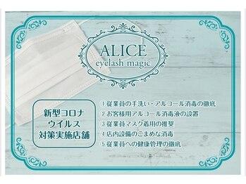 アリス トウキョウ 川崎店(ALICE TOKYO)(神奈川県川崎市川崎区)