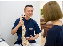 歪み改善は圧倒的実績を持つ姿勢・骨盤矯正の専門家にお任せ!歪みに対する分析力と結果力は体験必須♪
