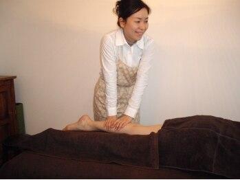 自然療法フットケア トモエ(Tomoye)(京都府京都市中京区)