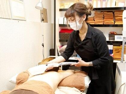 美容室 シャンプー(SHAMPOO)の写真
