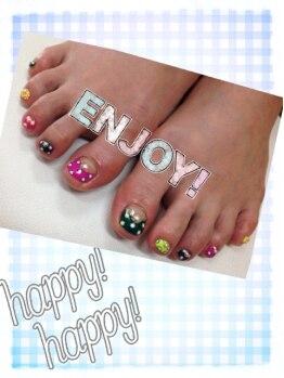 nail salon ainalea_デザイン_11