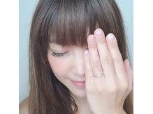 アラモード アイラッシュ(a la mode eyelash)の雰囲気(バインドロック120束)