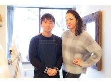 ブルーアイズトーキョー(BLUE EYES TOKYO)/【BDB創設者CEOのナタリー来店】