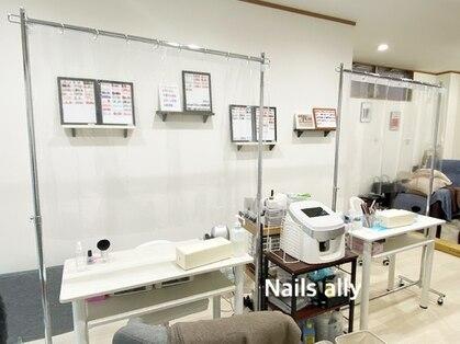 ネイルズアリー 立川店(Nails ally)の写真