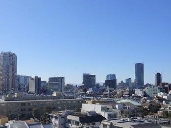 ランベリー 表参道(LANVERY)/天気の良い日は富士山がお出迎え
