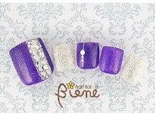 ネイルサロン ビーネ(nail salon Biene)/ オフ無料★12月リピート9980-11