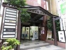 恵比寿ボディケアの雰囲気(一階で広々した入口だからわかりやすい♪)