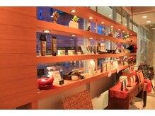 ルアンルアン エミオ東久留米店/外からもご覧いただけます!