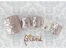 ネイルサロン ビーネ(nail salon Biene)/ オフ無料★12月リピート9980-12
