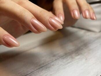 ネイルサロン アール(R)の写真/【パラジェル・フィルイン導入店☆】爪の形が悪い、爪が弱く割れやすいなど…1人1人のお悩みを解消します!