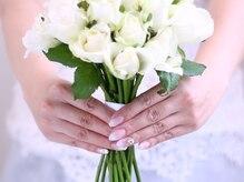ネイルサロンブラン(nail salon BLANC)/指先を美しく魅せる花嫁ネイル