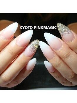 ピンクマジック(PINKMAGIC)/白グラスカルプ