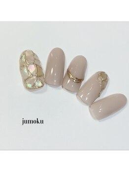 ヘアーデザイン ジュモク(Jumoku)/ゴージャス