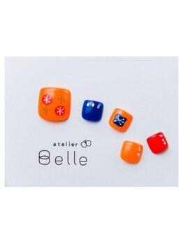 アトリエ ベル(atelier Belle)/花摘み*