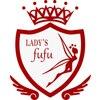 フフ 極楽店(fufu)のお店ロゴ