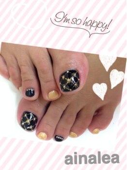 nail salon ainalea_デザイン_12
