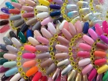 カラーは360種類以上!必ずお気に入りのお色が見つかります◇