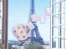 ネイルサロン キャンディネイル(Candy Nail)/定額フットストーン ¥6480