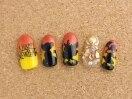 ★2019 New year nail★