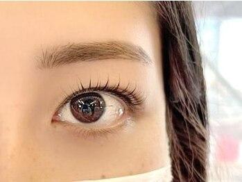 ダフネ(DAFNE)の写真/【眉スタイリングWax+額Wax(1回)¥4400~】ボサ眉・薄眉等眉に合わせたメニュー構成で理想を叶えます♪