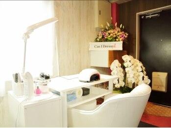キャンアイドレッシー 草加店(Can I Dressy)の写真/丁寧なカウンセリング・スピーディーな施術で家事や仕事が忙しい大人女性から高い支持を誇る。