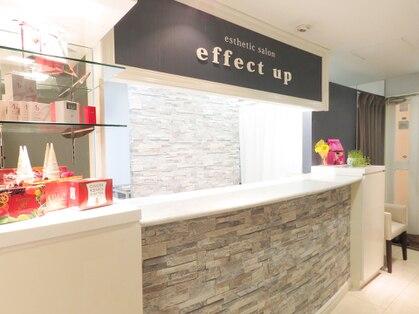 effect up銀座店(銀座・東京丸の内/リラク)の写真