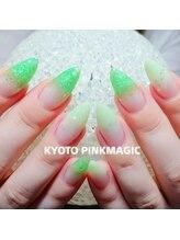 ピンクマジック(PINKMAGIC)/ラメスカルプ